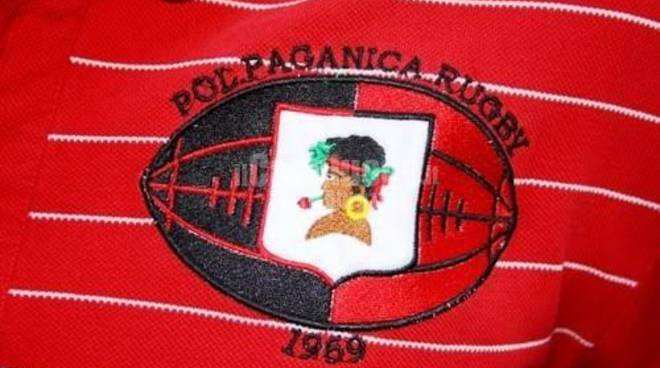 paganica rugby maglia