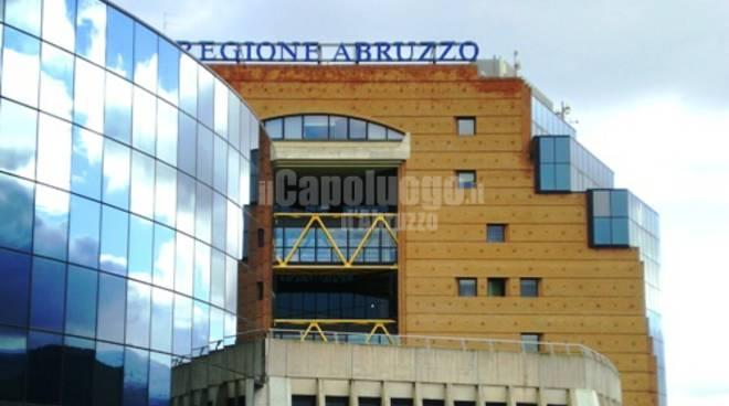 Palazzo Silone - Giunta Abruzzo