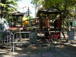 parco del castello, area giochi