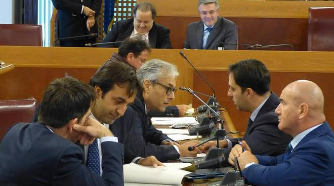 Camillo D'Alessandro, Gianni Chiodi e Paolo Gatti