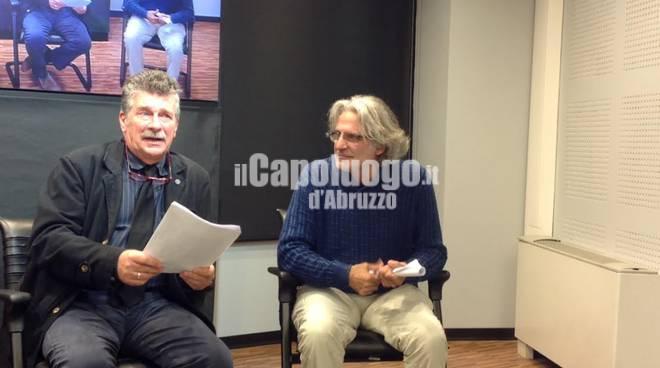 Tsa - Alessandro D'Alatri e César Brie 01