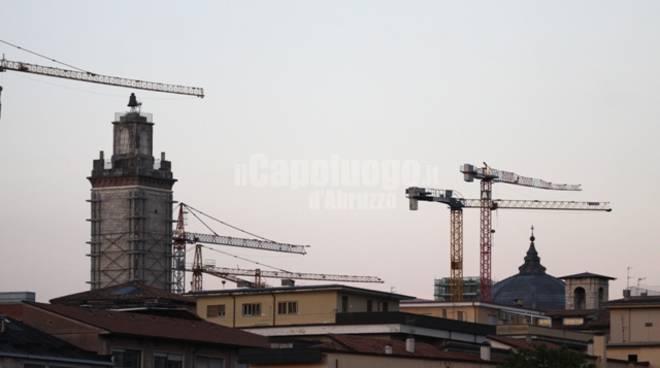 Ricostruzione L'Aquila - Panorama