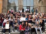 Studenti aquilani in Campidoglio