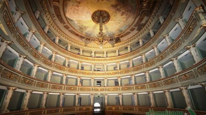 Teatro Comunale L'Aquila - Interno - Marcello Spimpolo