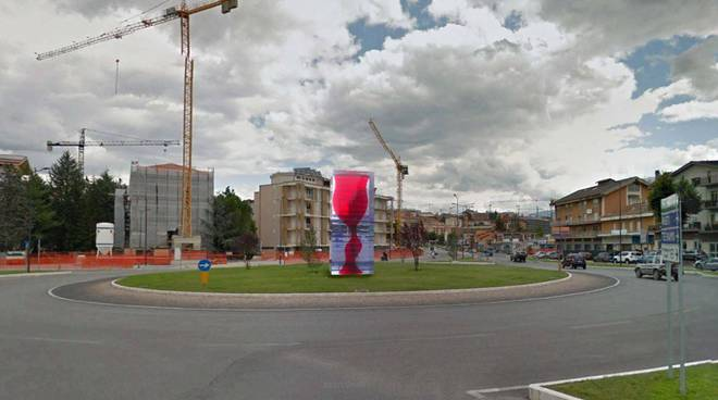 Toto-rotatoria piazza d'Armi