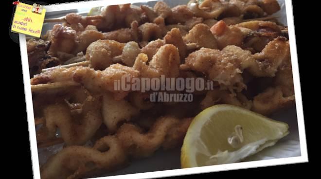 cucina - spiedini di pesce