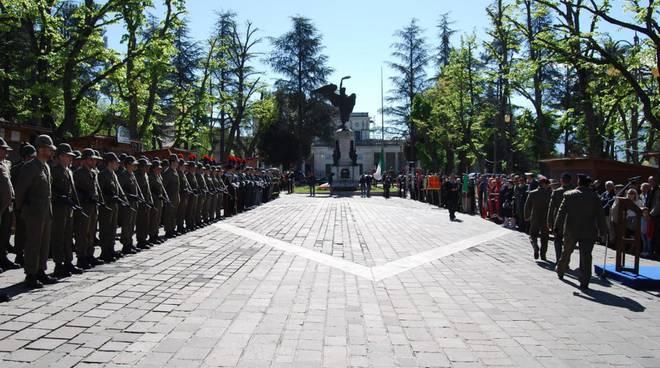 Giornata delle Forze Armate L'Aquila