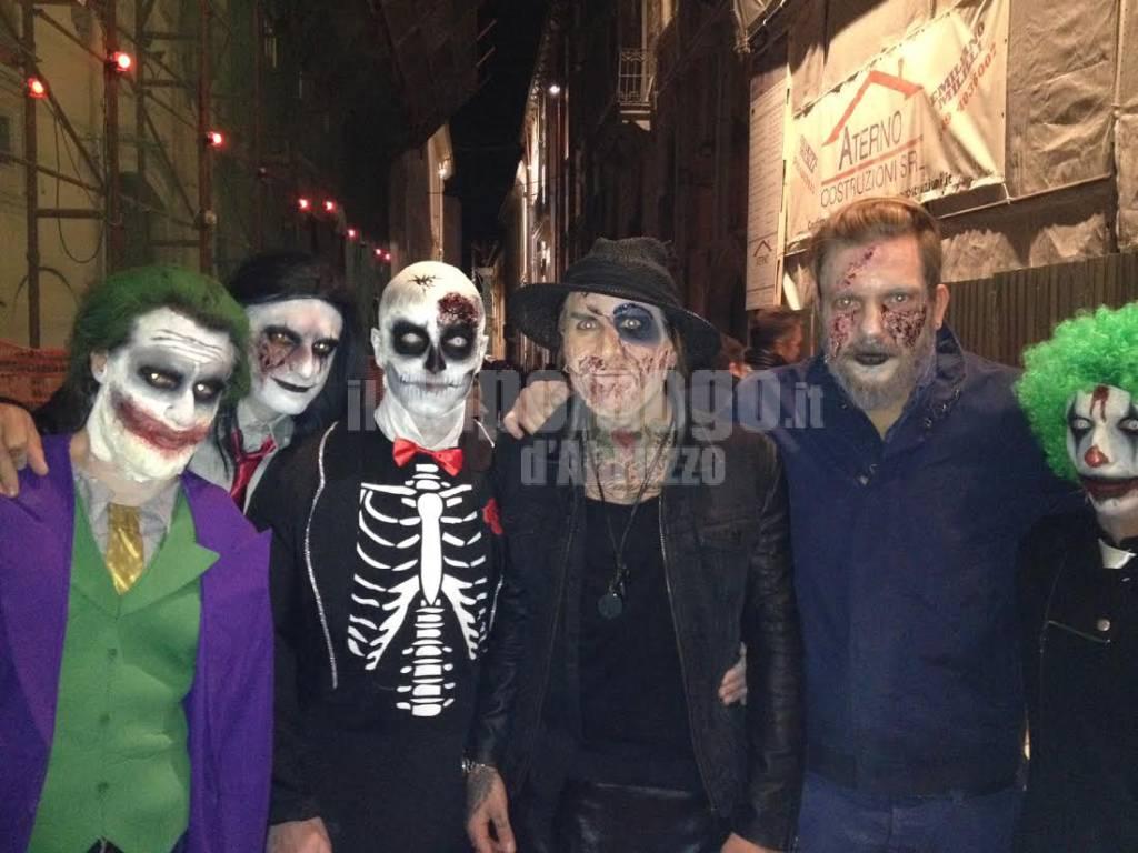 Halloween a L'Aquila