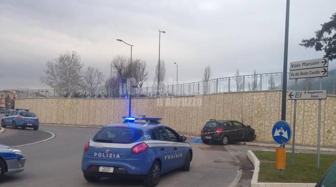 Incidente piazza d'Armi 25/10/2015 - Una vittima
