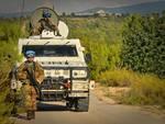 libano, alpini e controllo del territorio