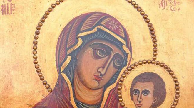 Madonna del Terremoto - Constantin Udroiu