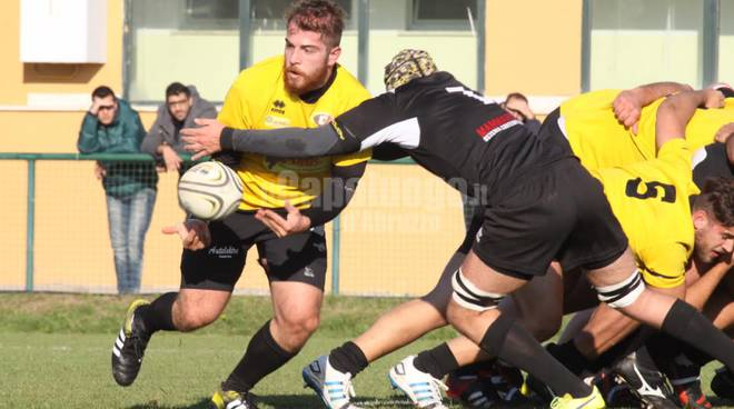 Paganica Rugby vs Avezzano Rugby