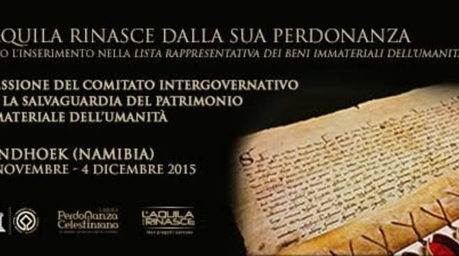 Perdonanza - Unesco