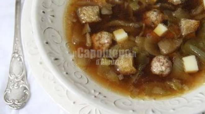 Ricette Zia Lo - La zuppa della sposa