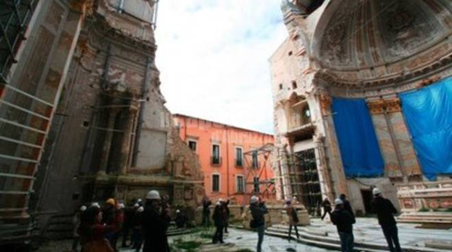 Sisma L'Aquila - Duomo