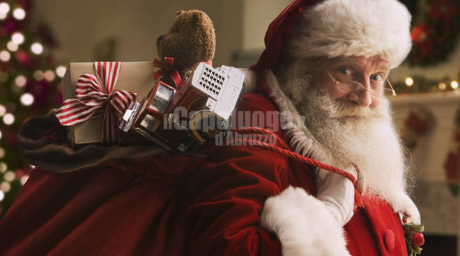 Babbo Natale Storia.Babbo Natale Esiste E Questa E La Sua Storia Il Capoluogo