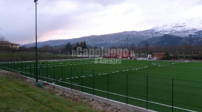 campo sportivo monticchio