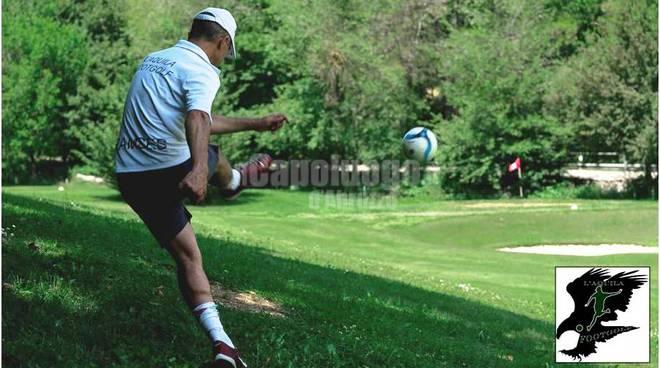 Footgolf L'Aquila tra le prime 20 squadre d'Italia