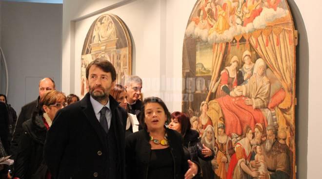 Franceschini inaugura il MUNDA