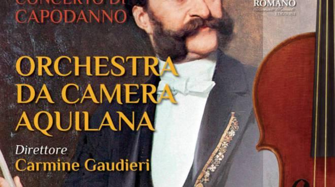 L'Aquila, torna l'ormai tradizionale concerto di Capodanno