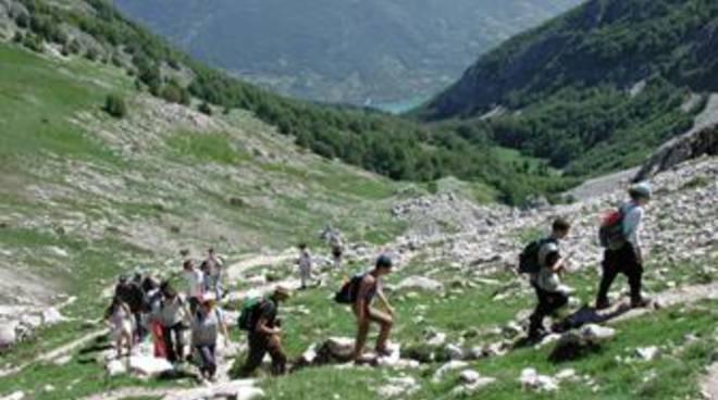 Parco Nazionale d'Abruzzo, interventi sui sentieri