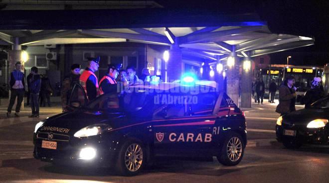 sicurezza carabinieri
