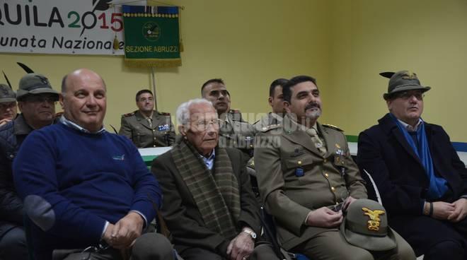ALPINI IN LIBANO REDUCE DI RUSSIA ERCOLINO NORI E SELENYJ-JAR