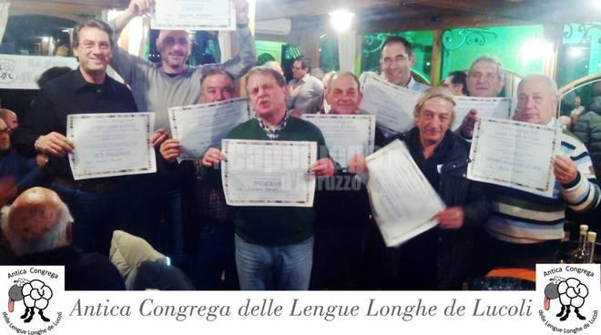 Antica Congrega delle Lengue Longhe de Lucoli