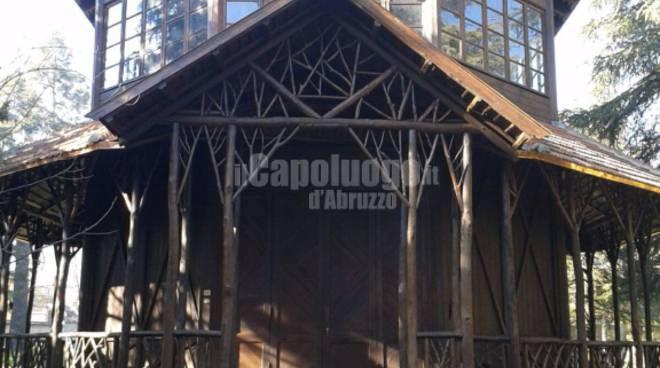 villa torlonia casino ristrutturato
