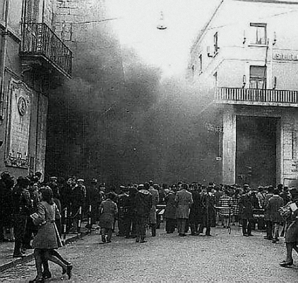 45 anni fa i moti per L'Aquila capoluogo