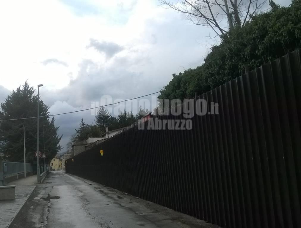 Mura, al via gli ultimi lavori