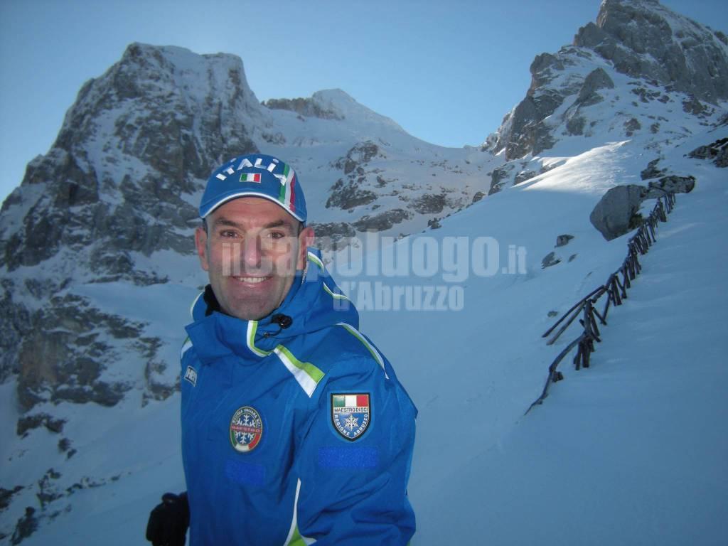 Paolo de luca guida alpina