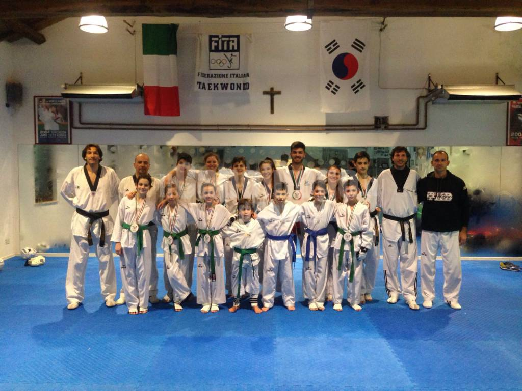 taekwondo celano