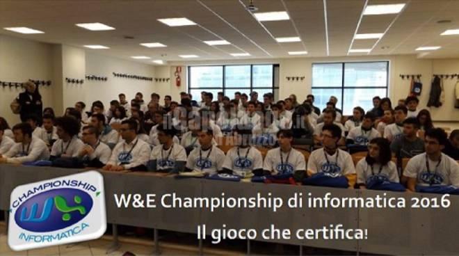 championship informatica iis