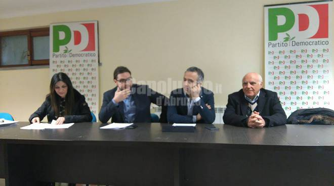 conf stampa pd