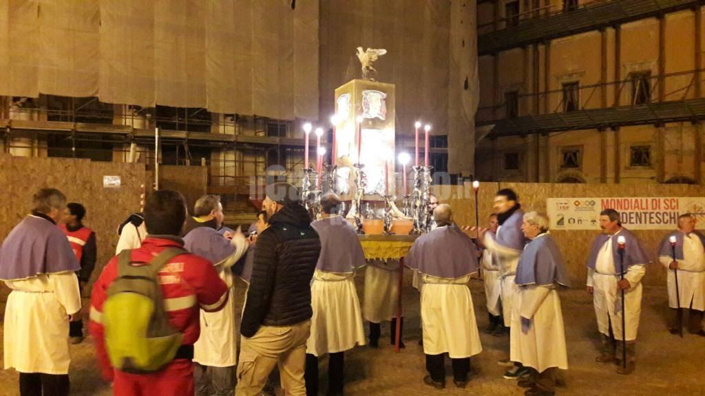 Cristo Morto: simulacri, cantieri e Miserere