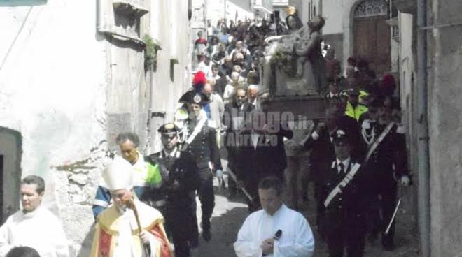 paganica feste patronali
