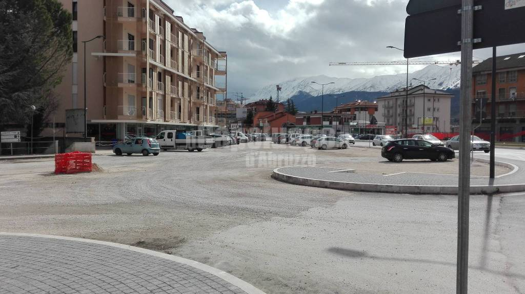 parcheggio a piazza d'armi