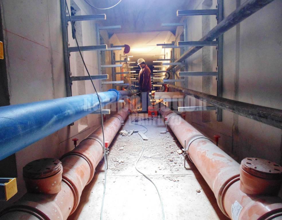 sottoservizi e smart tunnel