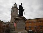 piazza palazzo e statua sallustio