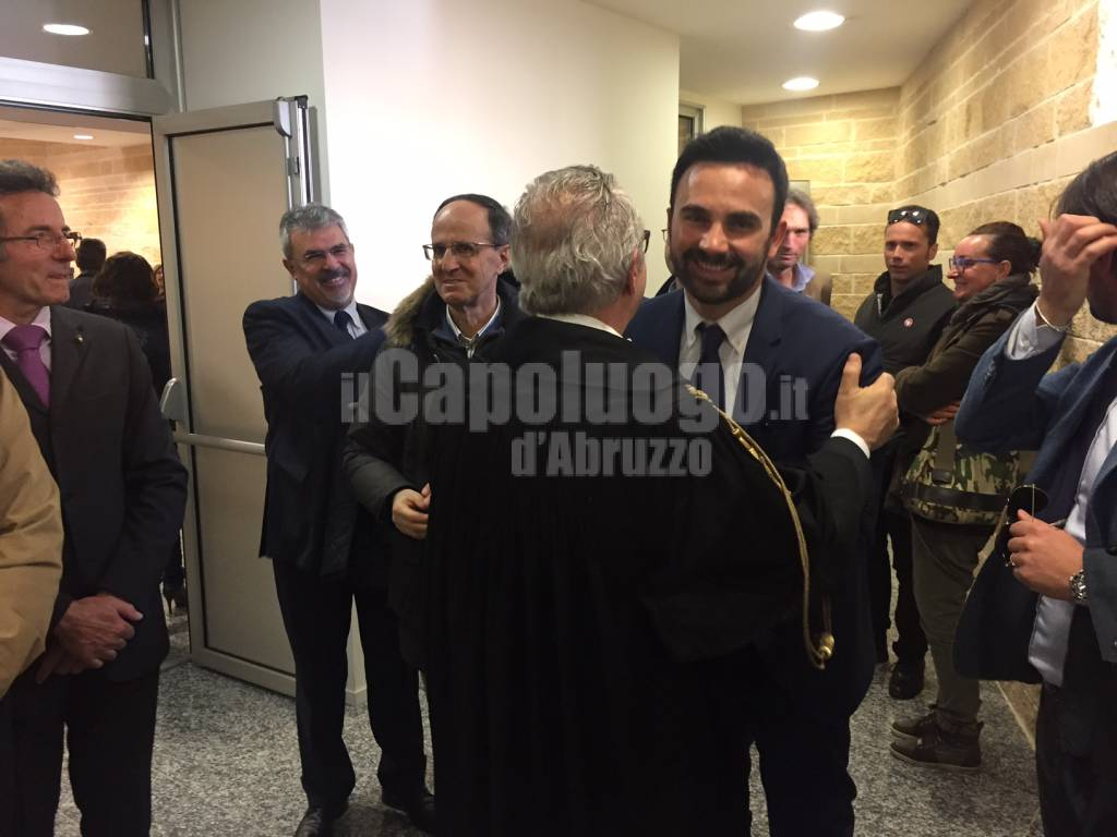 Pietro Mennini, nuovo procuratore generale