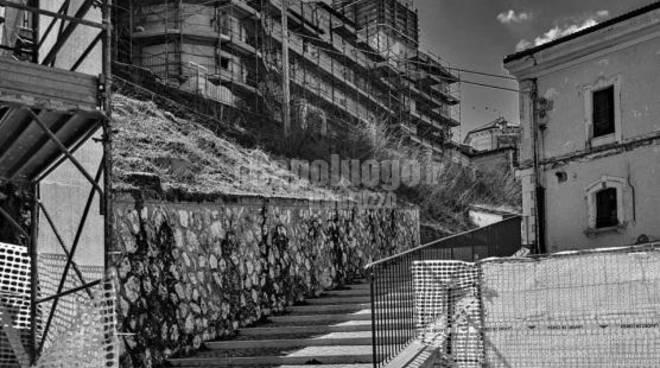 ricostruzione castel del monte