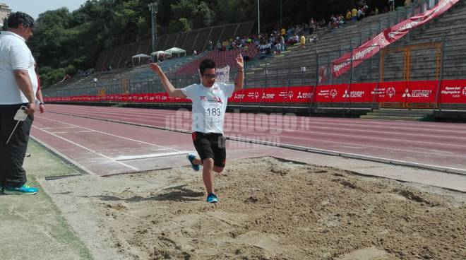 atletica l'aquila play the game frascati