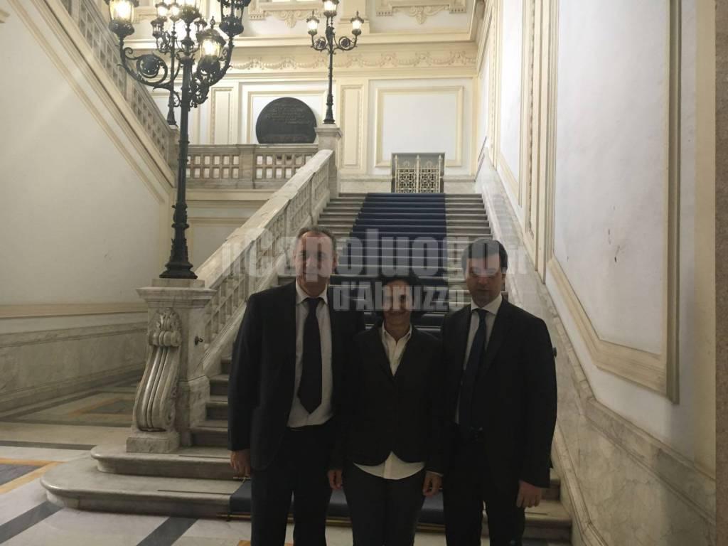 firma convenzione economia ministero giustizia