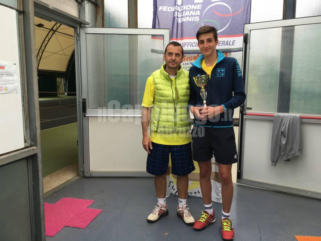 Gianluca Centi Pizzutilli tennis