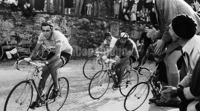 giro d'italia anni 50