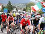 Giro d'Italia, il passaggio a Scoppito