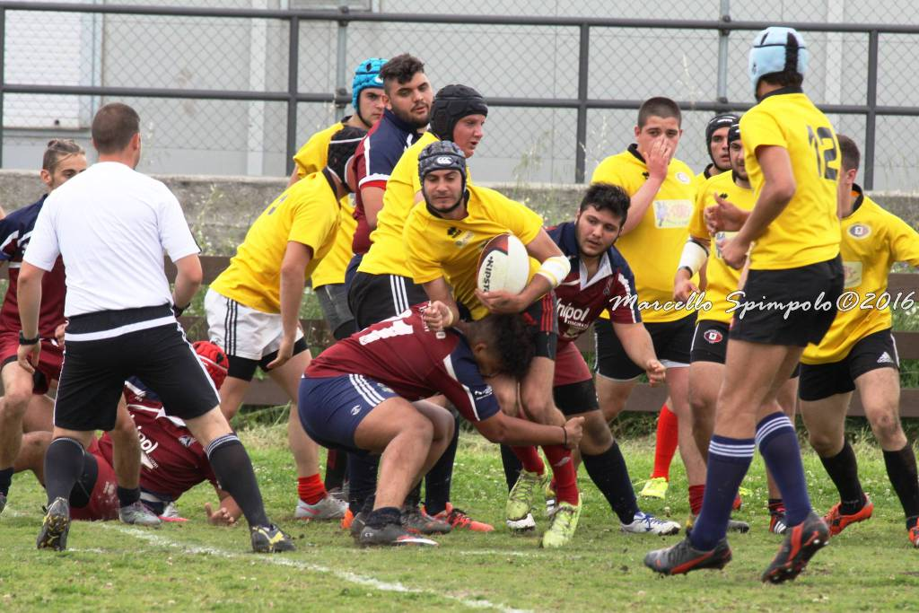 paganica rugby under 18