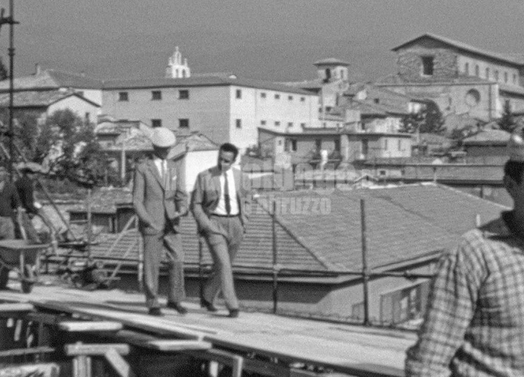ponte belvedere 1966
