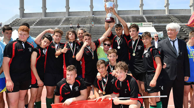 rugby liceo bafile